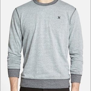 🙋🏽♂️ Hurley Heather Gray Sweater